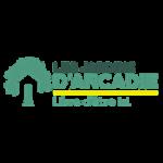 Jardins d'arcadie nouveau logo