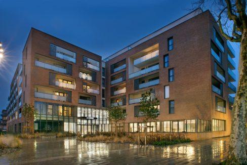 banniere-facade - residence-senior-dunkerque