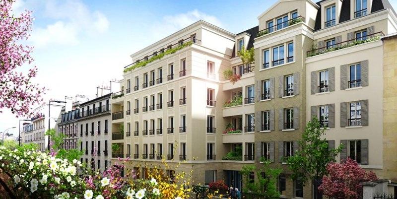 residence seniors Les Essentielles Vincennes