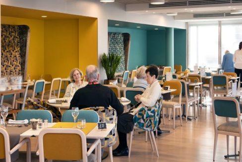restaurant - residence-senior-dunkerque
