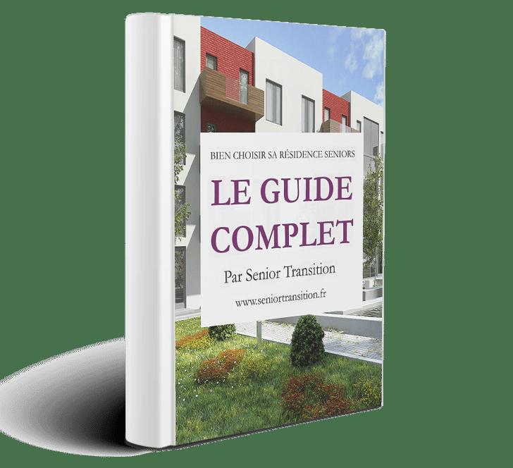 Guide complet bien choisir sa résidence seniors couverture