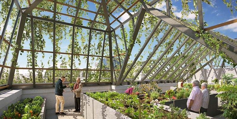 residence senior les jardins d'arcadie limoges jardin