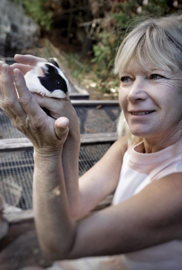 Marcella Auvare médiation animale