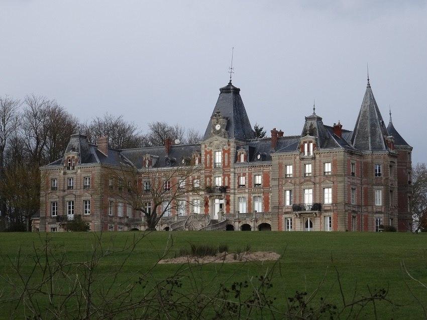 Pringy_château_de_Montgermont