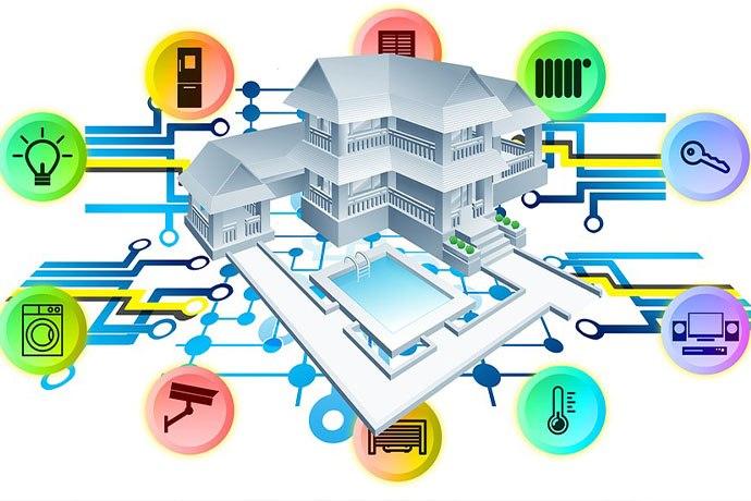 La maison connectée du futur : 7 technologies indispensables pour les seniors ! (Infographie)