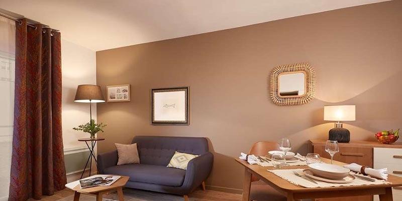 residence senior cognac chambre