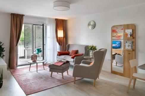salon-residence senior-Rueil MalMaison