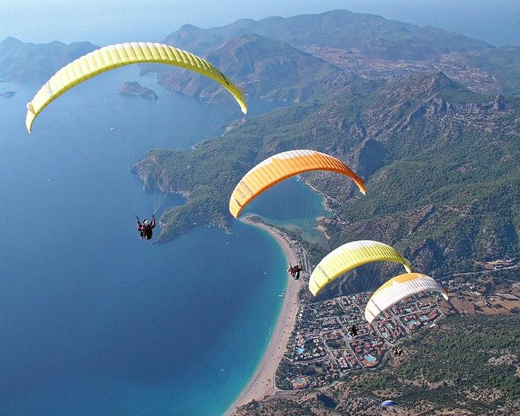 parachute seniors