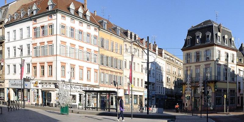 résidence senior mulhouse