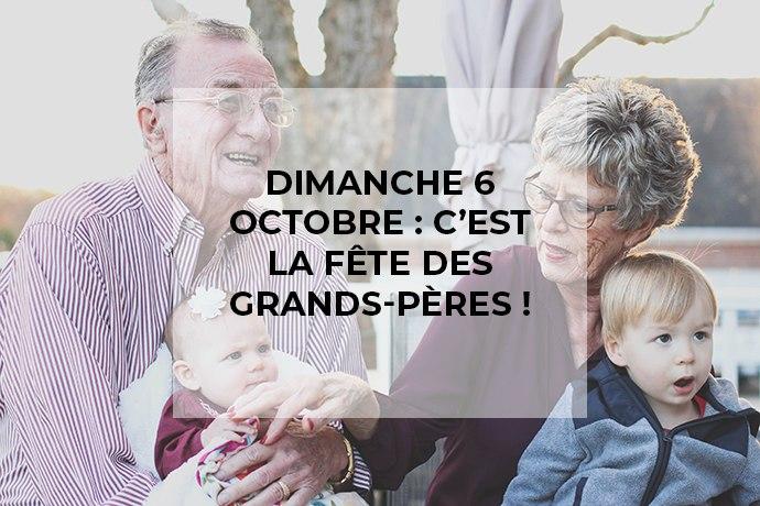 fête des grands-pères 2019