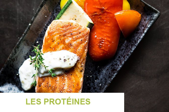 les protéines alimentation personne âgée