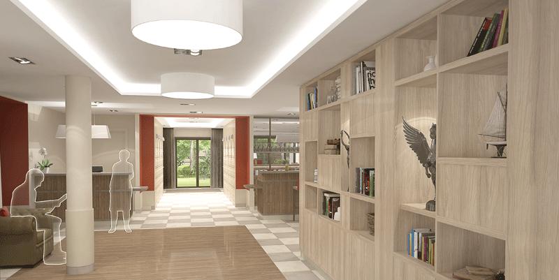 happy-senior-marseille-bibliothèque