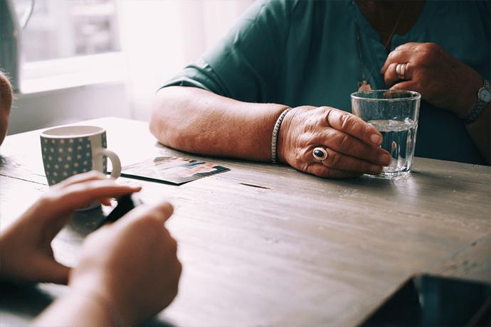 bénévoles isolement personnes âgées