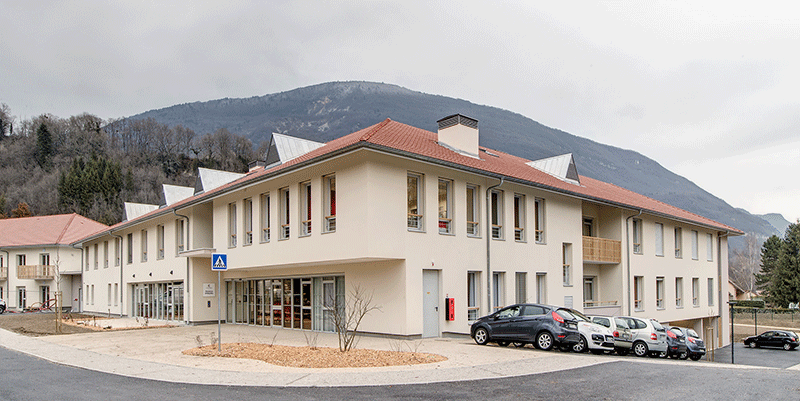 résidence senior ameyzieu