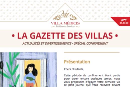 ateliers creatifs pour seniors villa medicis