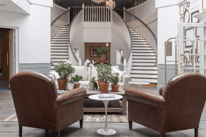 residences seniors de luxe