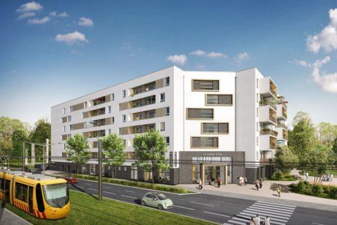 facade-exterieur-residence-senior-mulhouse