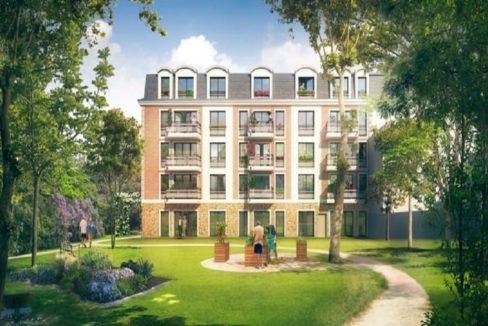 facade-residence-senior-mantes-la-jolie-senioriales