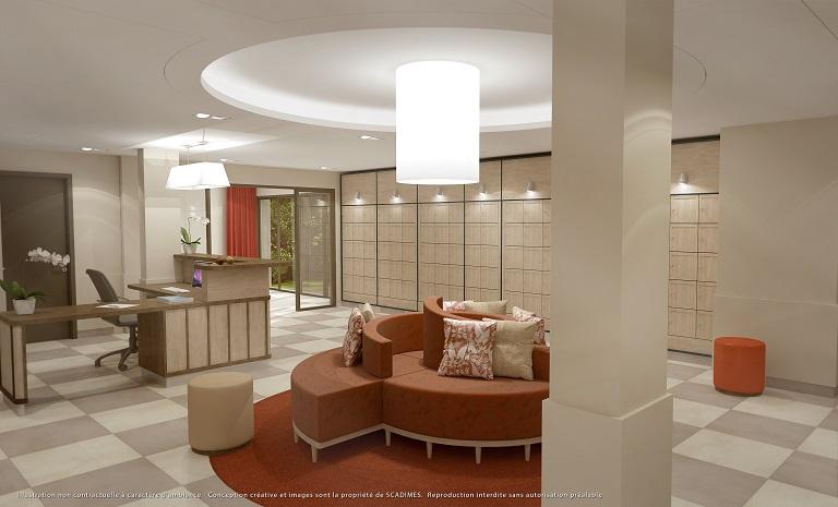 pieces-communes-2-residence-senior-limoges-happy-senior