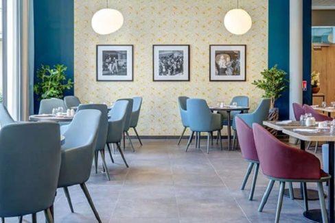 restaurant-residence senior-les girandieres-caen