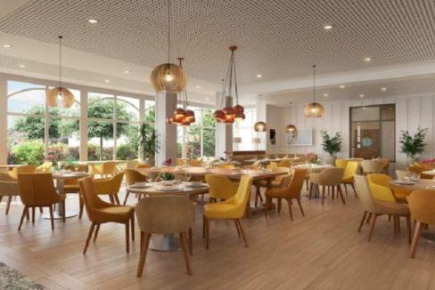 restaurant-residence-senior-coeur-la-jolie-cogedim-club